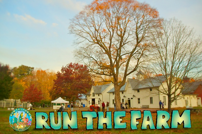 October 21 Run The Farm Trail Race