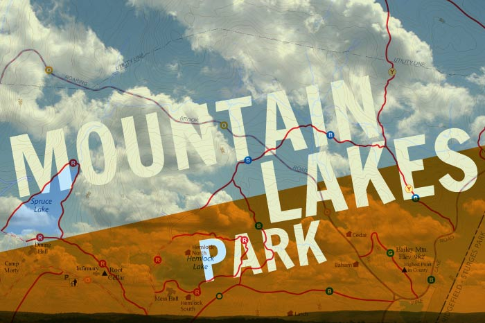 August 3, Mountain Lakes Park