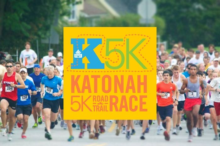 Katonah 5K Road and Trail Race