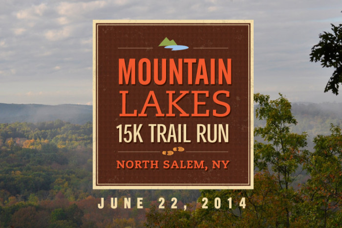 June 22, Mountain Lakes 15K