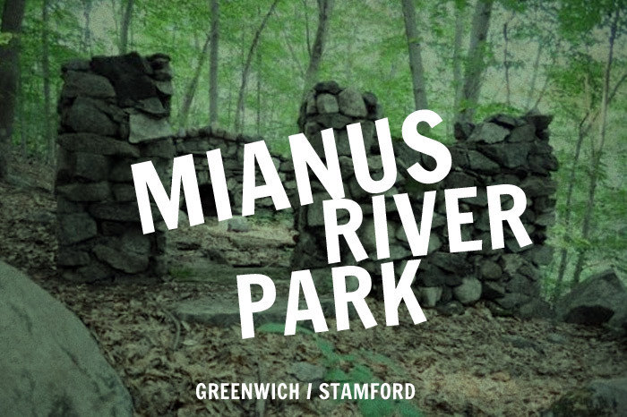 December 14, Mianus River Park