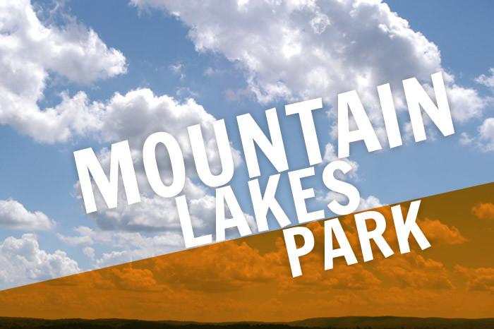 December 7, Mountain Lakes Park