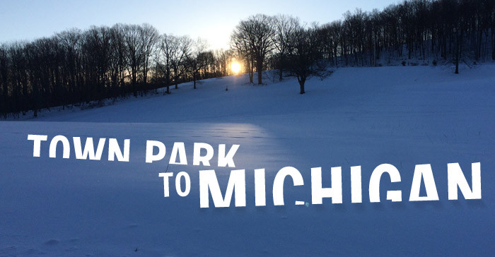 February 15, Lewisboro Town Park