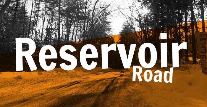 March 8, Reservoir Road, Katonah