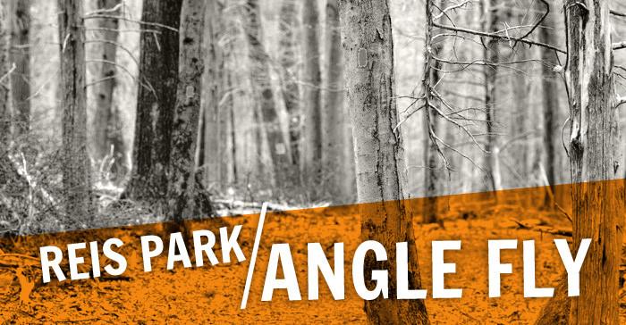 January 31, Reis Park / Angle Fly