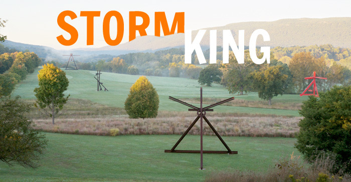 May 15, Storm King Art Center