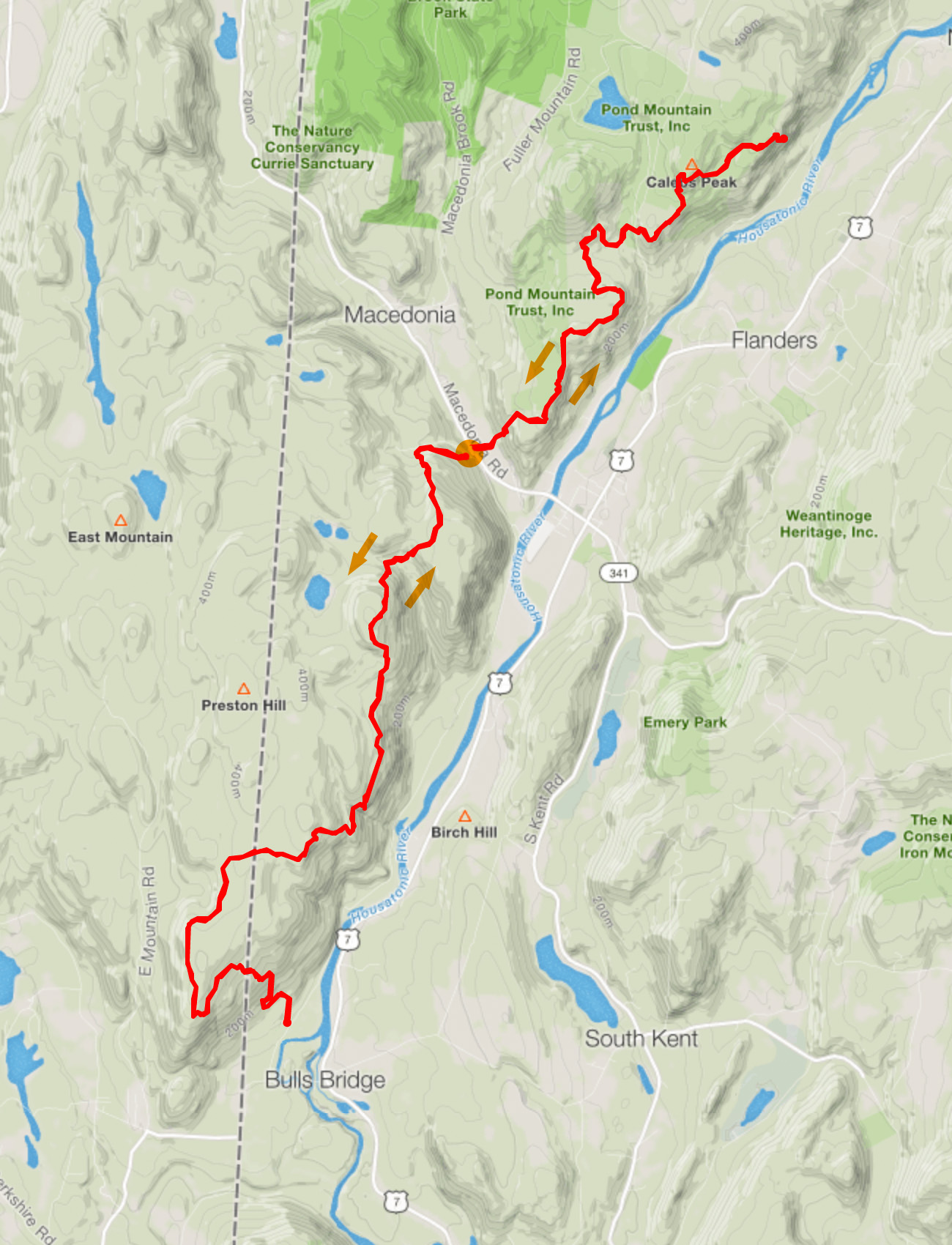 Appalachian Trail Run from Kent | | Trail Running in Northern ...